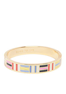 kate spade new york Born To Fly Hinged Bracelet
