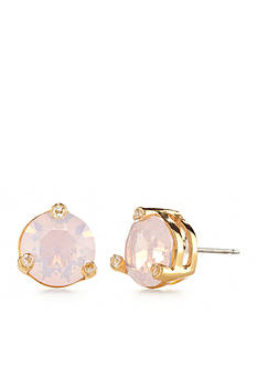 kate spade new york Gold-Tone Rise and Shine Small Stud Earrings