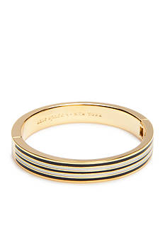 kate spade new york Perfect Harmony Gold-Tone Hinged Bracelet