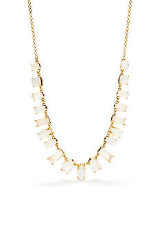 kate spade new york Graduated Gold-Tone Necklace