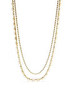 kate spade new york Long Multi-Strand Necklace