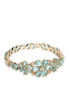 kate spade new york Gold-Tone Be Adorned Bangle Bracelet