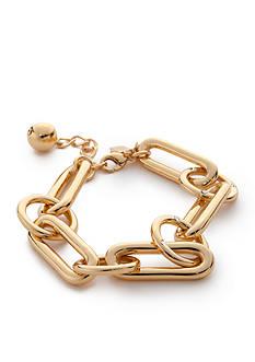 kate spade new york Goldie Links Gold-Tone Bracelet