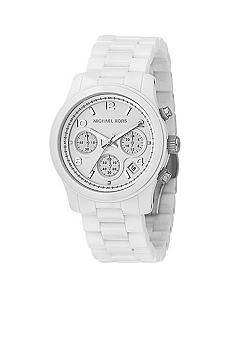 Michael Kors White Ceramic watch