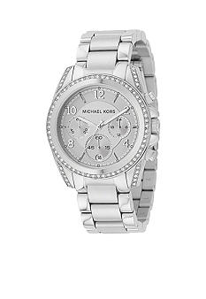 Michael Kors Silver Bracelet Watch
