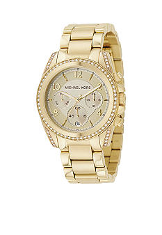 Michael Kors Gold Blair Watch