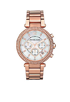 Michael Kors Rose Gold Parker