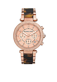 Michael Kors 'Parker' Chronograph Watch