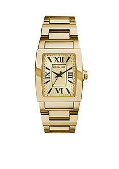 Michael Kors Gold-Tone Denali Watch