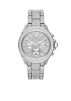 Michael Kors Women's Wren Stainless Steel Chronograph Watch