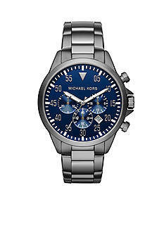 Michael Kors Men's Gunmetal Gage Watch