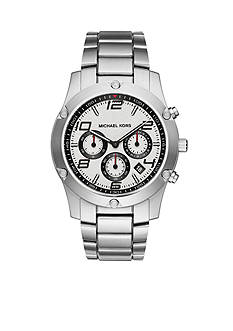 Michael Kors Men's Caine Stainless Steel Chronograph Watch