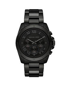 Michael Kors Men's Brecken Blackout Watch