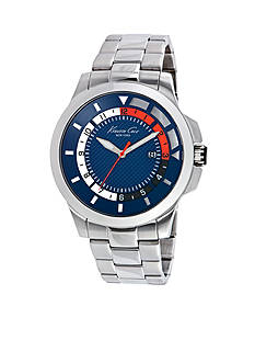 Kenneth Cole Stainless Steel Bracelet Watch