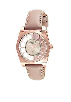 Kenneth Cole Women's Rose Gold Round Watch