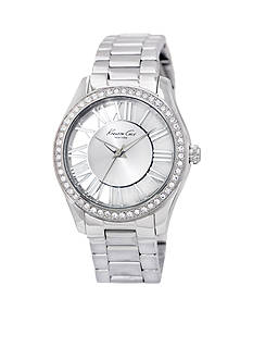 Kenneth Cole Transparency Stainless Steel Watch