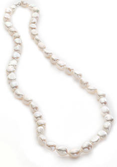 Belk Silverworks Cultured Pearl Necklace