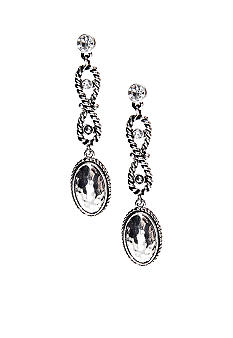 Via Neroli Pierced Drop Earrings