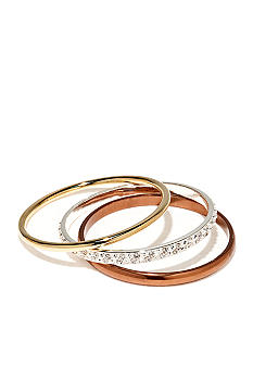 Via Neroli Bangle Bracelet Set