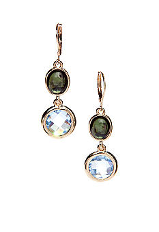 Via Neroli Leverback Drop Earrings