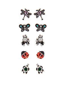 Kim Rogers Critters and Bugs Stud Ears