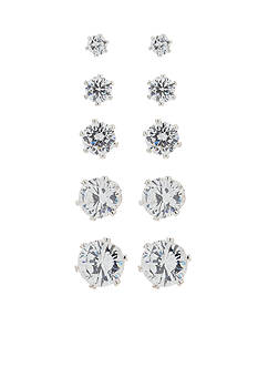 Kim Rogers Stud Earrings Set