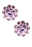Kim Rogers® Floral Cluster Earrings