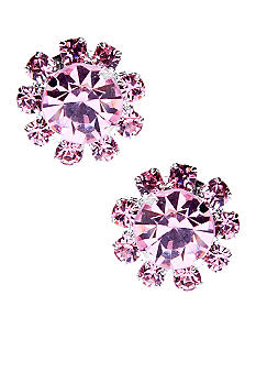 Kim Rogers Floral Cluster Earrings