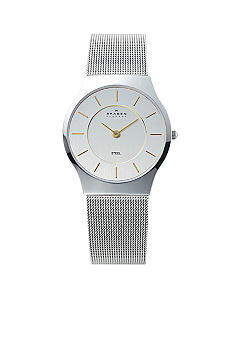 Skagen Two-Tone Dial on Mesh