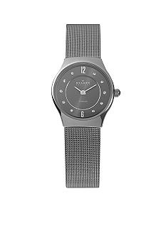 Skagen Titanium Case on Mesh Watch