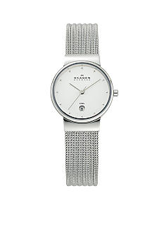Skagen Patterned Mesh with Function