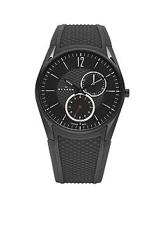 Skagen Black Titanium Watch