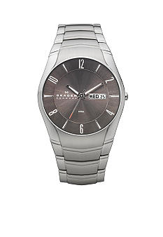 Skagen Men's Link with Day and Date