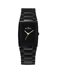 Skagen Men's Steel Black Link Watch