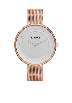 Skagen Women's Rose Gold Watch