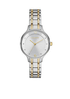 Skagen Anita Two-Tone Link Watch