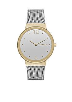 Skagen Women's Freja Two Tone Watch