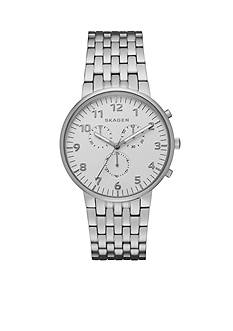 Skagen Men's Anchor Chronograph Bracelet Watch