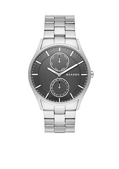Skagen Holst Steel Bracelet Multifunction Watch