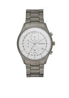 Skagen Men's Holst Titanium Stainless Steel Chronograph Watch