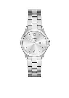 DKNY Women's Parsons Stainless Steel 3-Hand Watch
