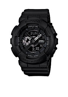G-Shock Black with Pink Accents Baby-G Watch