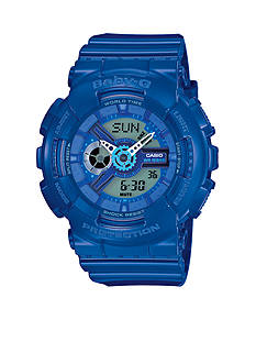 G-Shock Blue XL Case Ana-Digi Baby-G Watch