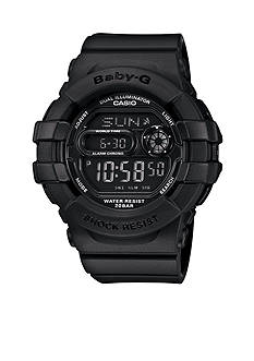 Black Digital Baby-G Watch