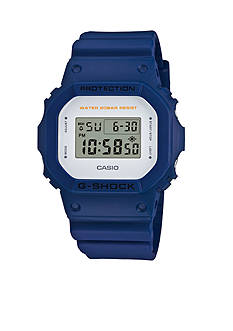 G-Shock Men's Blue Digital Watch