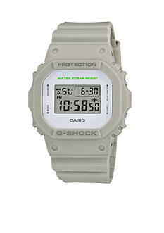 G-Shock Men's Gray Digital Watch