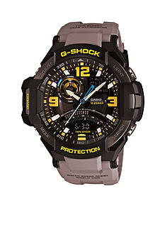 G-Shock Grey and Black Gravitymaster Watch