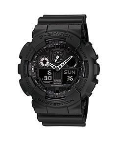 G-Shock Black Reverse LCD XL Ana-Digi Watch