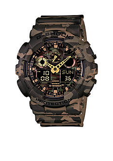 G-Shock Brown Camo XL Watch
