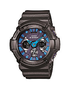 G-Shock Black XL Ana-Digi with Blue Accent G-Shock Watch